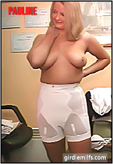 Right! Milfs in girdles remarkable words